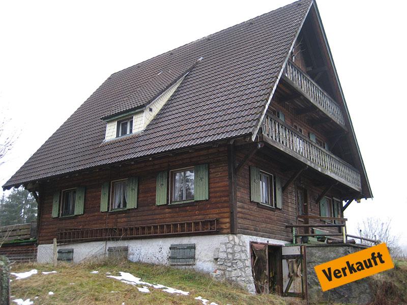 Försterhaus am Schluchsee